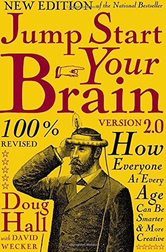 Doug Hall Jump Start Your Brain V2.0 How Everyone At Every Age Can Be Smarter And More New Revised