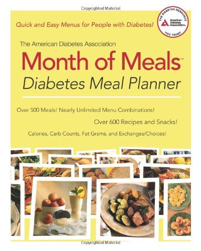 American Diabetes Association The American Diabetes Association Month Of Meals D