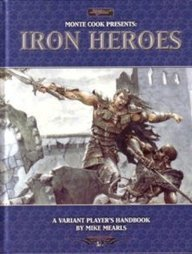 Malhavoc Monte Cook Presents Iron Heroes