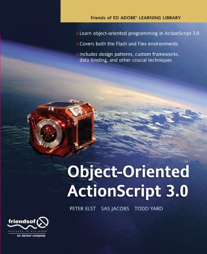 Peter Elst Object Oriented Actionscript 3.0