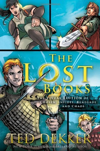 Ted Dekker The Lost Books Visual Edition