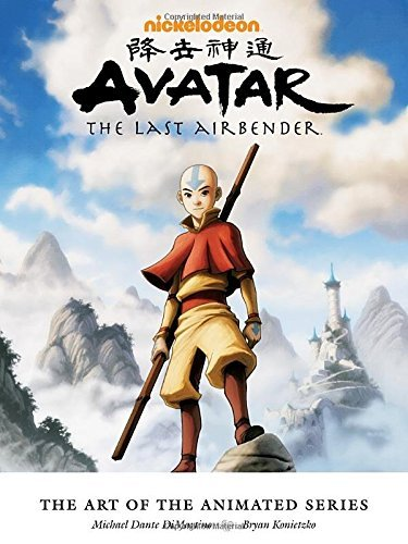 Bryan Konietzko Avatar The Last Airbender The Art Of The Animated Seri