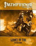 James Jacobs Pathfinder Companion Legacy Of Fire Player's Guide