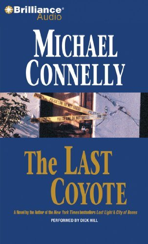 Michael Connelly The Last Coyote Abridged