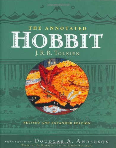 J. R. R. Tolkien The Annotated Hobbit Revised And Exp