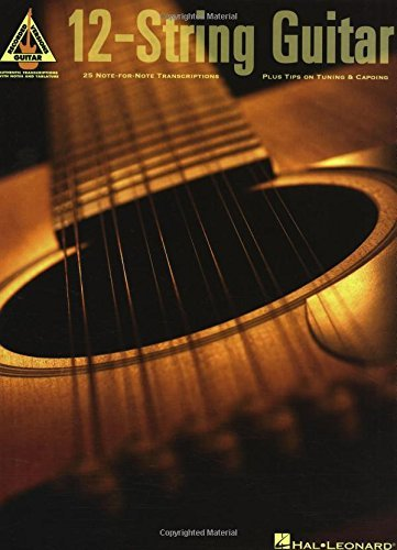 Hal Leonard Publishing Corporation 12 String Guitar