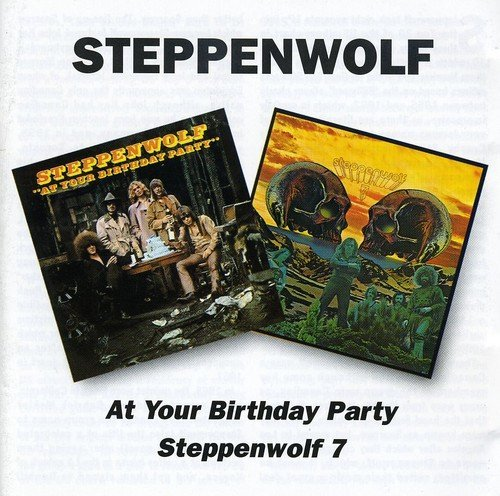Steppenwolf At Your Birthday Party Steppen Import Gbr 2 CD