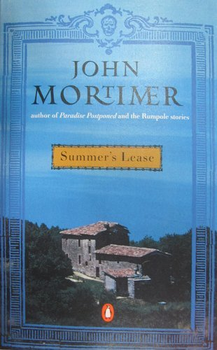 John Mortimer Summer's Lease Tie In Edition