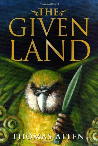 Thomas Allen The Given Land