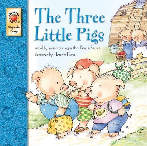 Patricia Seibert The Three Little Pigs