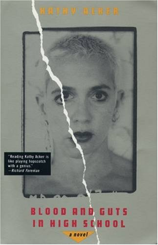Kathy Acker Blood And Guts In High School