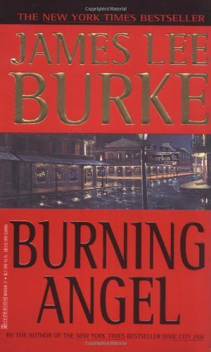 James Lee Burke Burning Angel