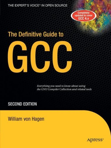 William Von Hagen The Definitive Guide To Gcc 0002 Edition;