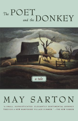 May Sarton The Poet And The Donkey