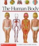 Scholastic Books The Human Body A First Discovery Book