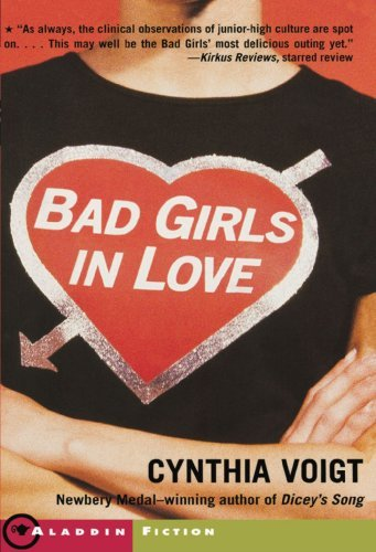 Cynthia Voigt Bad Girls In Love