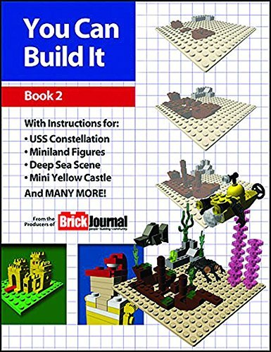 Joe Meno You Can Build It Book 2 Lego