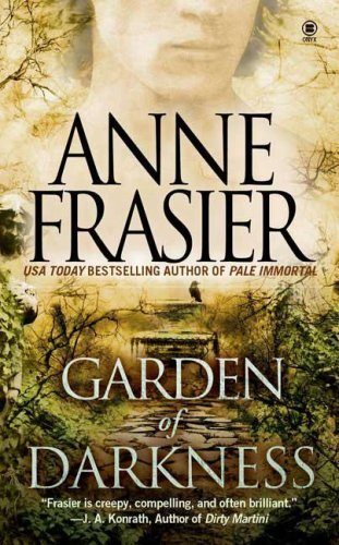 Anne Frasier Garden Of Darkness