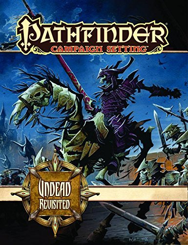 Paizo Staff Undead Revisited