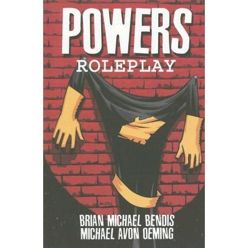 Brian Michael Bendis Roleplay