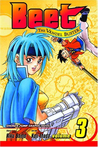 Koji Inada Beet The Vandel Buster Vol. 3 0009 Edition;
