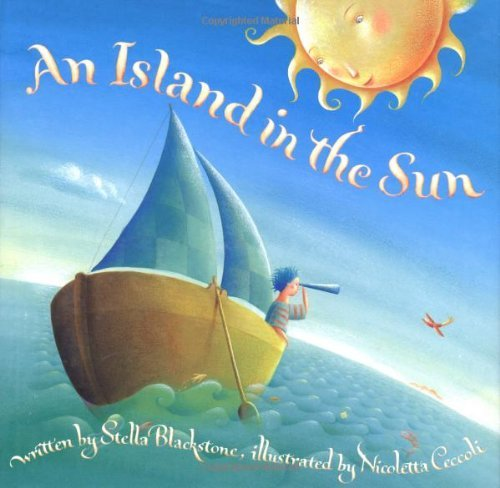 Stella Blackstone An Island In The Sun