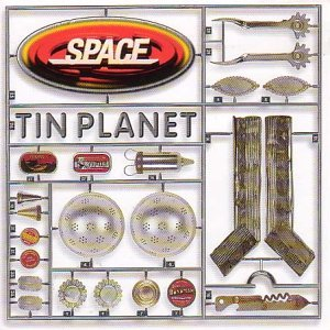 Space Tin Planet CD Uk Hut 1998