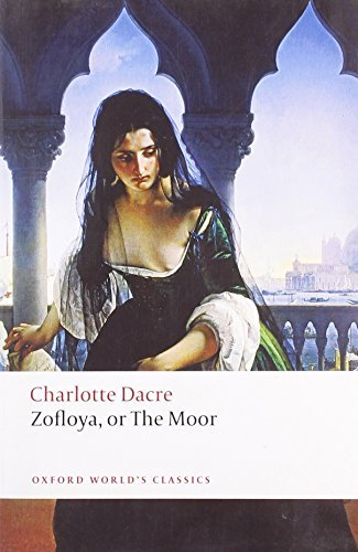 Charlotte Dacre Zofloya Or The Moor