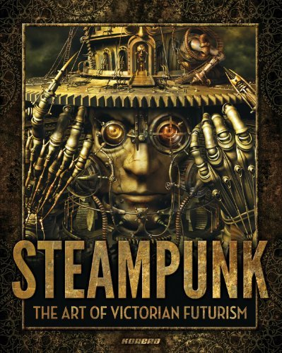Jay Strongman Steampunk The Art Of Victorian Futurism