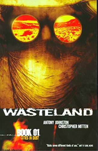 Antony Johnston Wasteland Book 1 Cities In Dust
