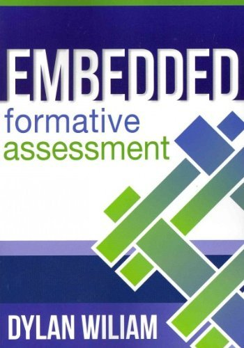 Dylan William Embedded Formative Assessment