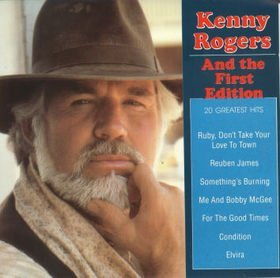 Kenny Rogers & First Edition Kenny Rogers & The Fi 20 Greatest Hits