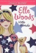Amanda Brown Elle Woods Vote Blonde