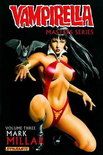 Mark Millar Vampirella Masters Series Volume 3