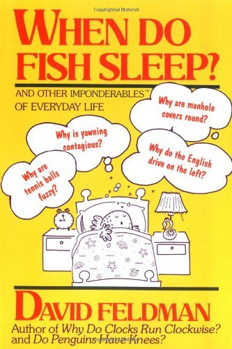 David Feldman When Do Fish Sleep