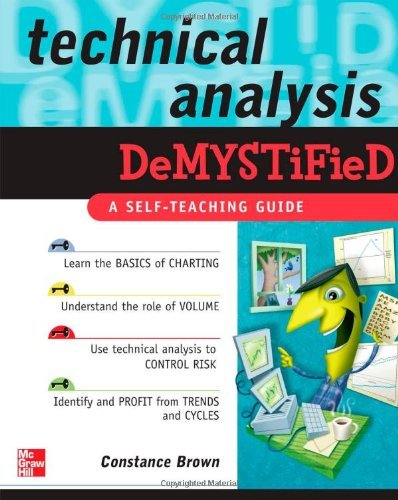 Constance M. Brown Technical Analysis Demystified A Self Teaching Guide