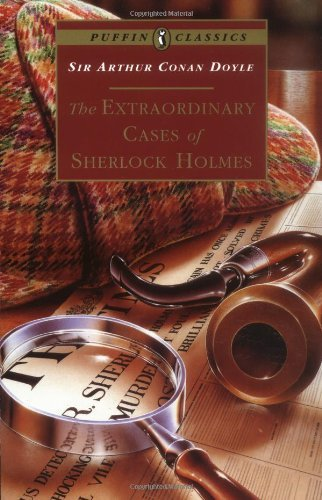Arthur Conan Doyle Extraordinary Cases Of Sherlock Holmes The