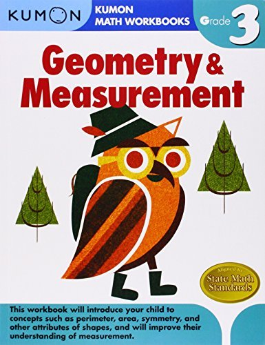 Kumon Publishing Grade 3 Geometry & Measurement