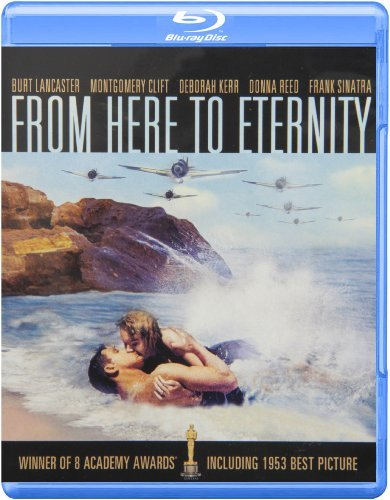From Here To Eternity Lancaster Clift Kerr Sinatra Blu Ray Nr