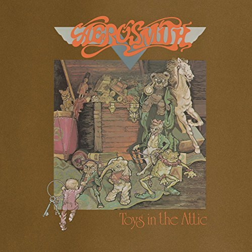 Aerosmith Toys In The Attic 180gm Vinyl Remastered