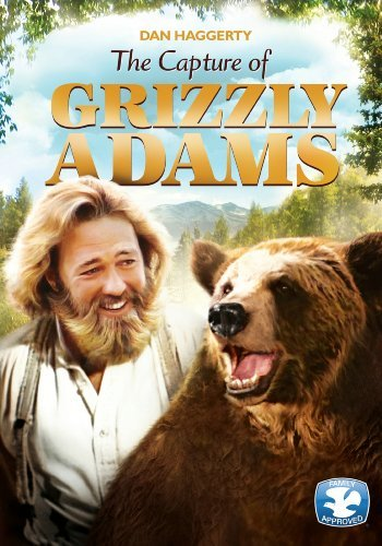 Life & Times Of Grizzly Adams The Capture Of Grizzly Adams DVD Nr