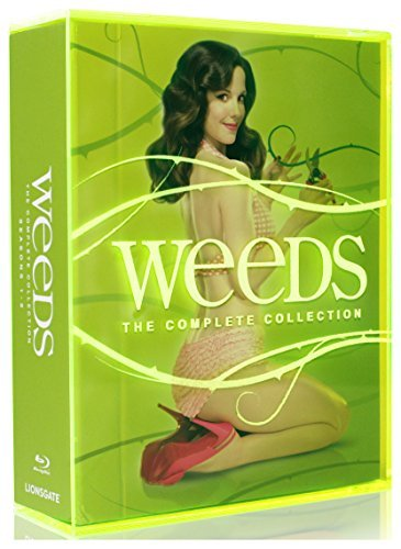 Weeds Season 1 8 Blu Ray Nr Ws