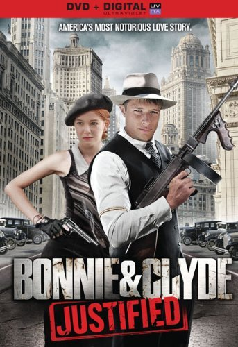 Bonnie & Clyde Justified Bonnie & Clyde Justified DVD Uv Nr Ws