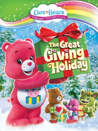 Care Bears Great Giving Holiday Ws Nr Ws