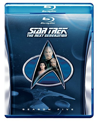 Star Trek Next Generation Season 5 Blu Ray Nr Ws