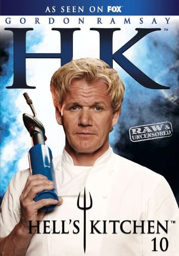 Hell's Kitchen Season 10 DVD Nr