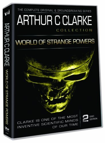 Arthur Clarke Arthur Clarke World Of Strang Nr 2 DVD