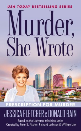 Jessica Fletcher Prescription For Murder