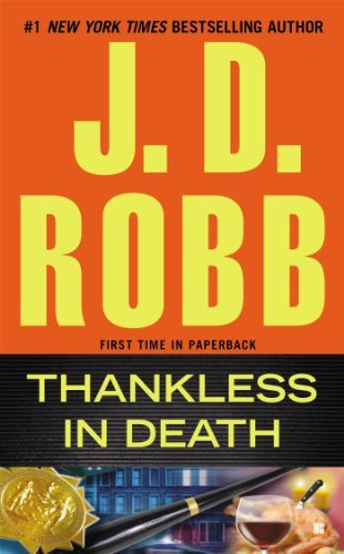 J. D. Robb Thankless In Death