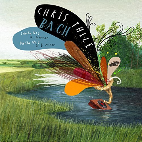 Chris Thile Bach Sonata No. 1 In G Minor